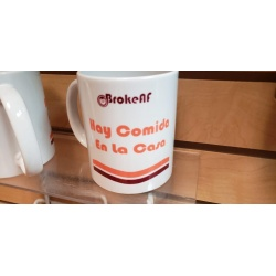 BrokeAf Maruchan Coffee Mug